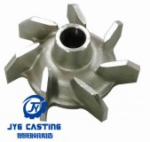 Precision Casting Machinery Parts by JYG Casting