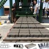 Machine de fabrication de Parpaing - Unité de Production des Parpaings