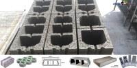 Machine de fabrication de Bordure - Unité de Production des Bordures