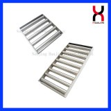 Stainless Steel 304/316L Type Magnetic Filter/Shelf/Grill for Motor Products Magnet