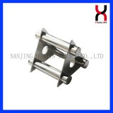 Neodymium Shelf/Filter Magnets 12000 Gauss Coating Stainless Steel 304/316L Type