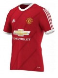 Maillot Foot Officiel Manchester United Rouge 2016