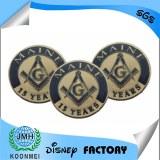 Custom masonic lapel pin, enamel, badge manufacturer in China