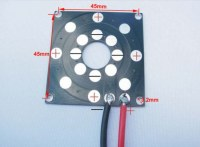 Power Distribution Board used on Quadcopters(multi-rotors)