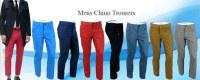 Pantalon chino homme