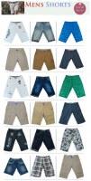 Shorts d'été pour hommes