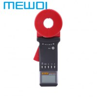 MEWOI3100D+-Clamp earth resistance tester 0.01Ω-1200Ω 0.00mA-20.0A