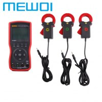MEWOI5700-Three Phase Digital Phase Volt-Ampere Meter