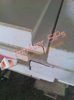 DIY house sip wall panel