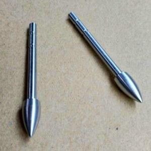 X10 Point de tungstène pour tir à l'arc