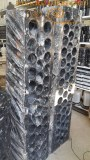 Porte bouteille en marbre fossilisé