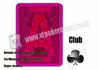 Poker Cheat plastique cartes à jouer Invisible Modiano Ramino Golden Trophy