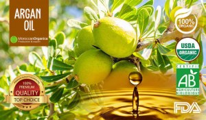 Moroccan natural beauty products