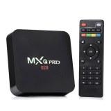 Hooral MXQ pro Smart TV Box Amlogic S905 Quad-core set top box Android 6.0 kodi 1GB/8GB...