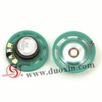 23mm mylar parleur jouet en plastique haut-parleur DXP23W-A