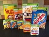Petit-déjeuner aux céréales Nestlé
