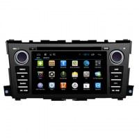Fabricant Nissan Series lecteur DVD de voiture avec le GPS Radio Wifi pour Teana 2014