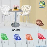 Chaise en Plastique jambes métalliques Vietnam
