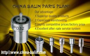 Common rail nozzle DLLA152P568(865)