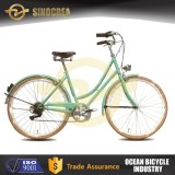 Good quality 700C steel frame City Bike