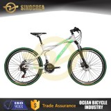 Steel frame 3x7 speed MTB