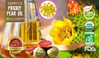 ORGANIC PRICKLY PEAR SEED OIL WHOLESALE MOROCCO