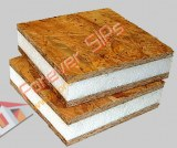 Thermal insulated sandwich panel