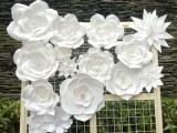 Customized handcraft paper flower
