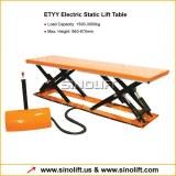 Long Table de levage