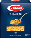 Palette Barilla Farfalline