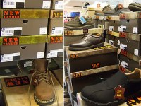 Palettes Chaussures Homme