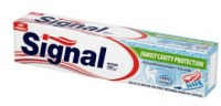 Palette Signal dentifrice family cavity protection