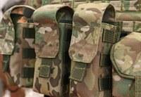 Palettes surplus militaire