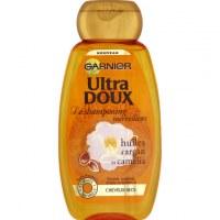 Palette Ultra doux shampooing merveilleux huile d'argan et camélia