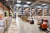 Palettes agencement commerce OPTION MATERIEL DE MARCHE
