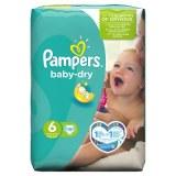 Pampers 19x baby dry N°6 (multi)