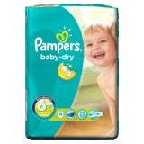 Pampers 19x baby dry N°6+ (multi)