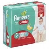 Pampers 26x baby dry pants N°3 (multi)
