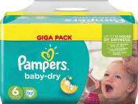Pampers 92x baby dry N°6 (multi)