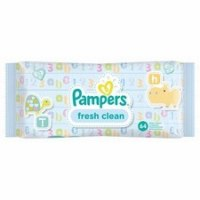 PAMPERS LINGETTES stock disponible