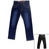 Pantalon jeans du 6 au 14 ans