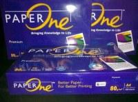 PAPIER ONE PREMIUM COPIER PAPIER A4 80GSM / 75gsm / 70gsm 102-104% à vendre