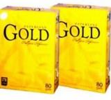 Paperline GOLD A4 PAPIER DE COPIE 80GSM / 75gsm / 70gsm 102-104%