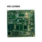 Personnalisation de PCB Six Layers, prototype de PCB, Qualité fiable, Commande d'ordres...