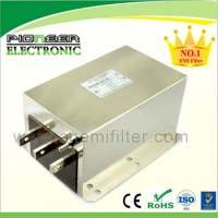 PE3300-400-90 400A 250V/440V/480V HAVC emc noise rf filter for inverters and converters