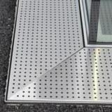 Perforated Metal Grating