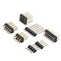 Electric connector 2.0mm dip type pin header connector