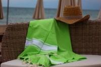 Fabricant et grossiste de serviette de plage Fouta 100% coton