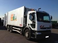Vends camions BOM 6x2 de 2006