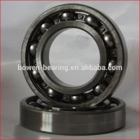Large stock bearing 6201 6201zz 6201 2rs deep groove ball bearing